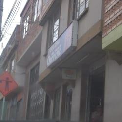 Cafetería Chevere en Bogotá