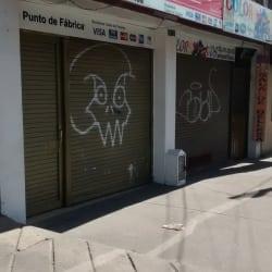 Paso Firme Calzado en Bogotá