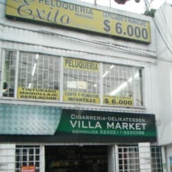 Peluquería Éxito  en Bogotá