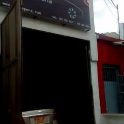 Auto's Peña en Bogotá