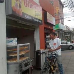 Wimppy,s Express en Bogotá