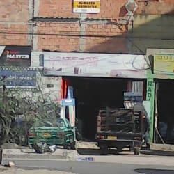 Autobombas en Bogotá