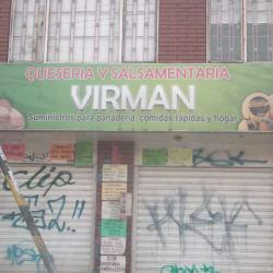 Quesería y Salsamentaría Virman en Bogotá