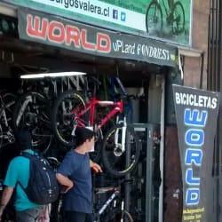 Bicicletas Burgos Varela en Santiago