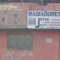 Radiadores Jota E en Bogotá