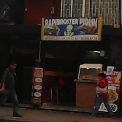 Rapibroster Piolin en Bogotá