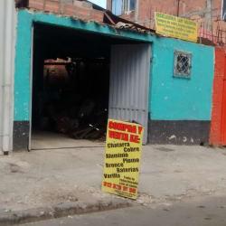 Recicladora San Valentin en Bogotá