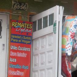 Remates Dylan en Bogotá