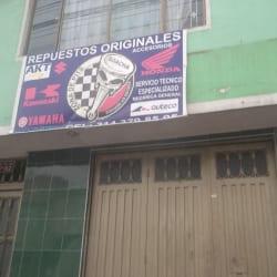 Zona Pits Soacha en Bogotá
