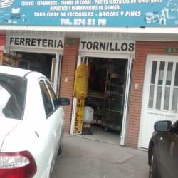 Repuestos Y Tornillos J.G  en Bogotá
