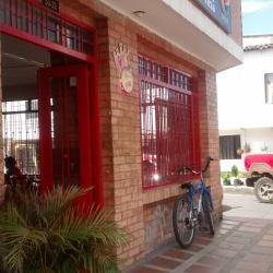 Restaurante El Palmar en Bogotá