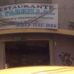 Restaurante el Parrillal en Bogotá