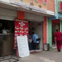 Restaurante Garagonense Danny's en Bogotá