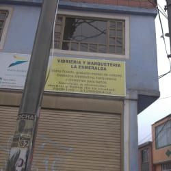 Vidrieria y Marqueteria La Esmeralda en Bogotá