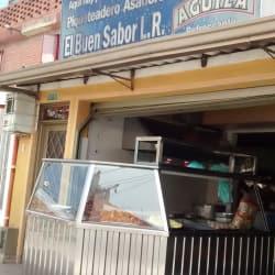 Restaurante Piqueteadero El Buen Sabor L.R en Bogotá