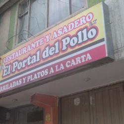 Restaurante y Asadero El Portal del Pollo en Bogotá