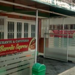 Restaurante y Cafeteria La Barrita Express en Bogotá