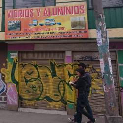 Vidrios y Aluminios J.S. en Bogotá