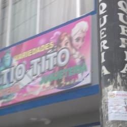 Variedades Tio Tito en Bogotá