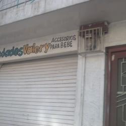 Variedades Valery en Bogotá