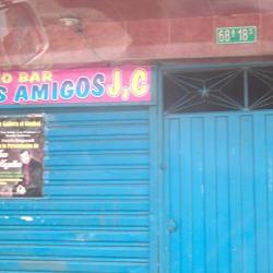 Video Bar Los Tres Amigos J.C en Bogotá