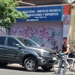 Bicicletas Montanbike en Santiago