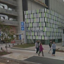 Biciestacionamiento Mall Plaza Egaña en Santiago