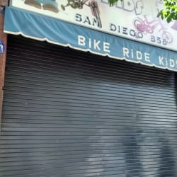 Bike Ride Kids en Santiago