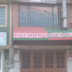 Piqueteadero La Quinta Gallina en Bogotá