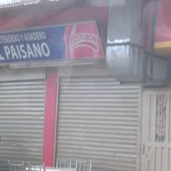 Piqueteadero y Asadero El Paisano en Bogotá