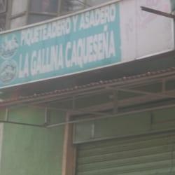 Piqueteadero y Asadero La Gallina Caqueseña en Bogotá