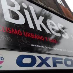iBikes - Urbano en Santiago