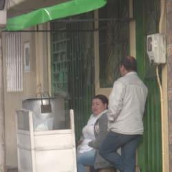 Venta de Tamales en Bogotá