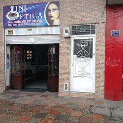 Uní Óptica en Bogotá