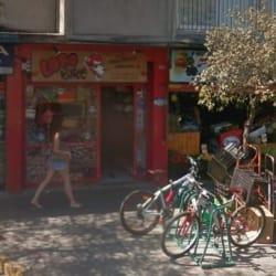 Lobo Bike en Santiago