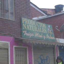 Productos Naturales Trigo Miel y Polen en Bogotá