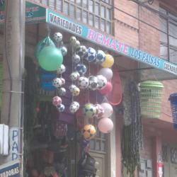 Remate Los Paisas en Bogotá