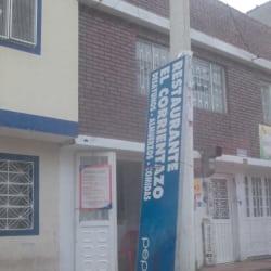Restaurante El Corrientazo en Bogotá