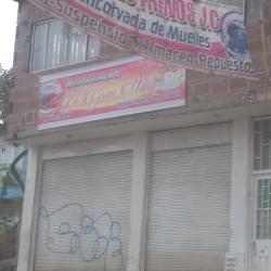 Restaurante el Gran Mana en Bogotá