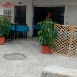 Restaurante el Patio Boyacense en Bogotá