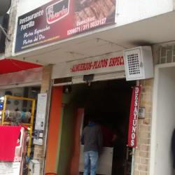 Restaurante Parrilla El Huerto en Bogotá