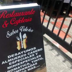 Restaurante y Cafeteria Sabor Veleño en Bogotá