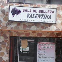 Sala de Belleza Valentina en Bogotá