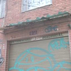 Salsamentaria el Madrigal en Bogotá