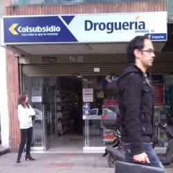 Droguería Colsubsidio Avenida 15 en Bogotá