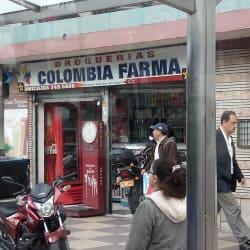 Droguerías Colombia Farma Carrera 24 en Bogotá