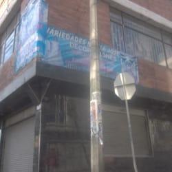 Variedades Maria Jose en Bogotá