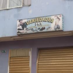 Variedades PK´S en Bogotá