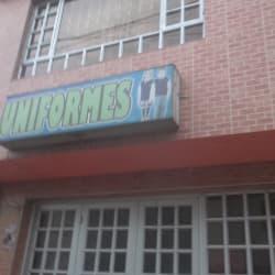 Uniformes Carrera 20C en Bogotá