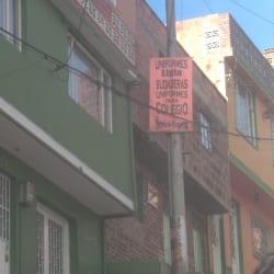 Uniformes Ligia en Bogotá